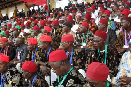 OHANAEZE NDIGBO REACTS TO 3-MONTH VACATION ULTIMATUM GIVEN IGBOS BY NORTHERN GROUPS