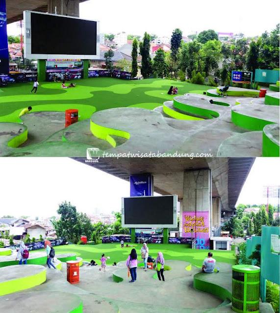 Taman Film Bandung, Bioskop Terbuka Kota Bandung