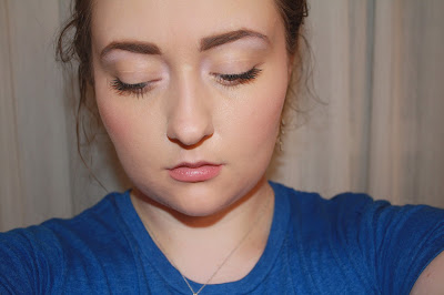 wearing Too Faced Born This way Porcelain