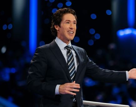 Joel Osteen's Houston Megachurch reacts to reports that it closed its doors to flood victims