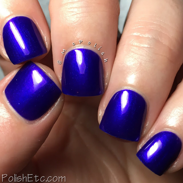 Whimsical Ideas by Pam - Holiday 2017 - McPolish - Drama Queen