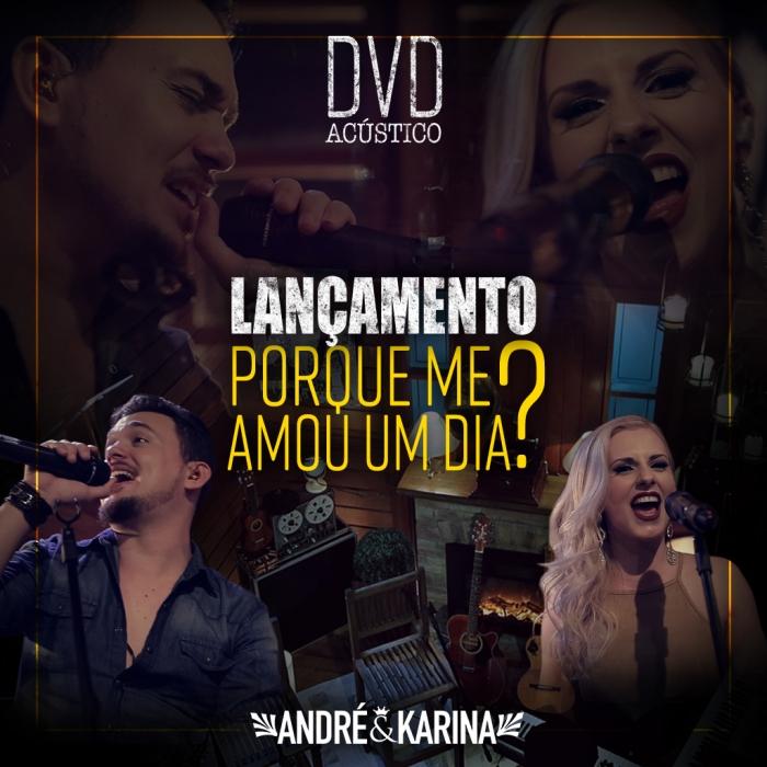 Baixar Música Porque Me Amou Um Dia – André e Karina