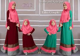 Baju Muslim Ibu Dan Anak Tanah Abang