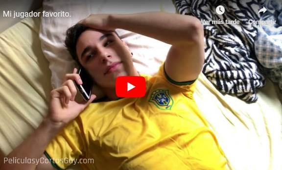 CLIC PARA VER VIDEO Mi Jugador Favorito - Meu Jogador Favorito - CORTO - Brasil - 2018