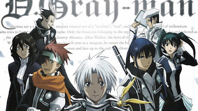 D Gray-Man [103/103] [HD] [MEGA]
