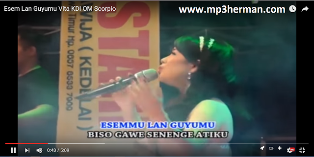 Download Mp3 Vita KDI - Esem Lan Guyumu - OM Rasta Morena mp3herman