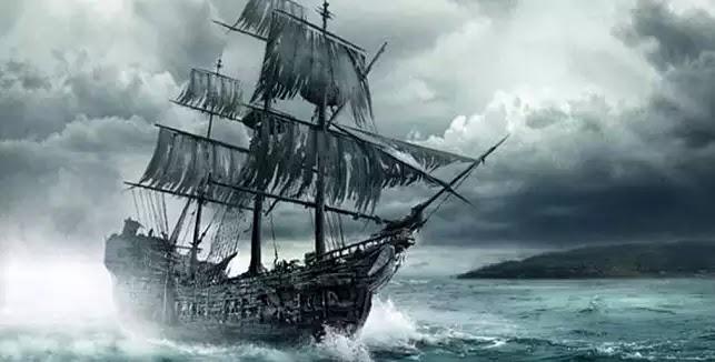 Στοιχειωμένα πλοία: Οι πιο τρομακτικοί μύθοι των θαλασσών