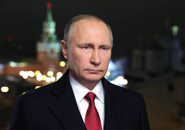 Putin: Occidente, dominado por redes satánicas de pedófilos