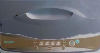Mesin Cuci Sharp ES-F800B Pembuangan Air Tidak Berfungsi