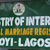 High Court Stripes  Ikoyi Registry Off Power To Conduct Marriages In Lagos