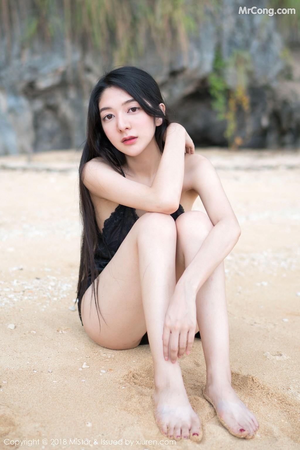 Image MiStar-Vol.207-Xiao-Reba-MrCong.com-006 in post MiStar Vol.207: Người mẫu Xiao Reba (小热巴) (41 ảnh)