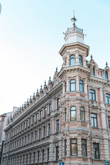 Helsinki Architecture - Levitate Style
