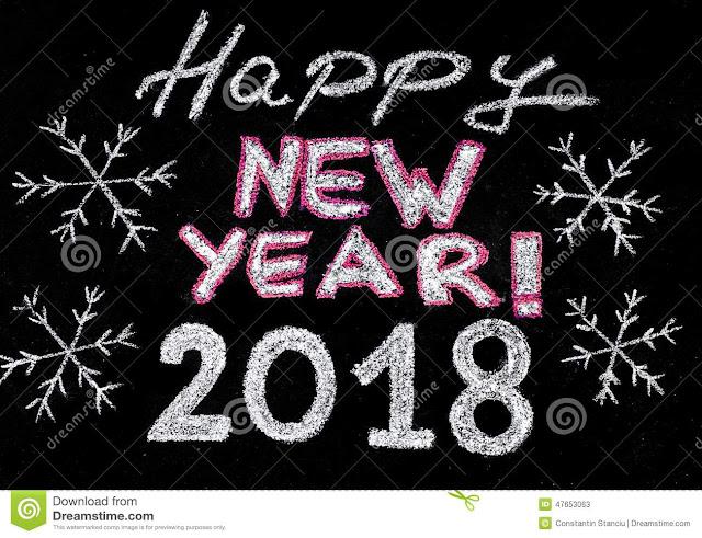 bonne année 2018 images