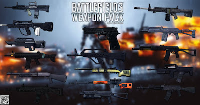 Pack de Armas do Battlefield 3