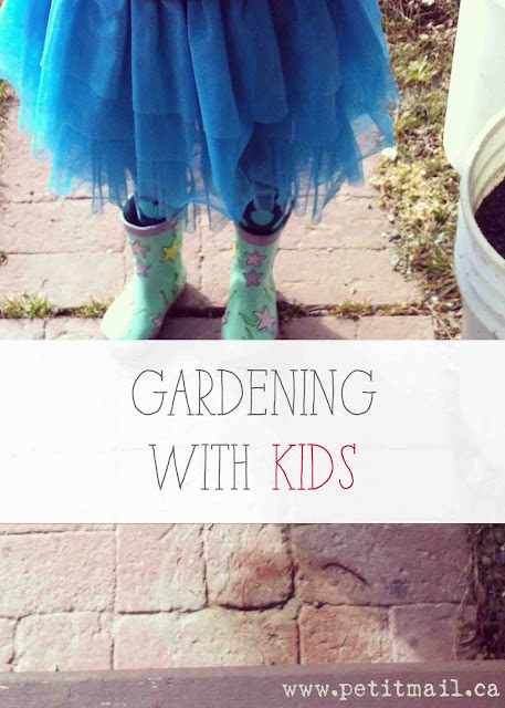 Plant a Garden With Your Kids