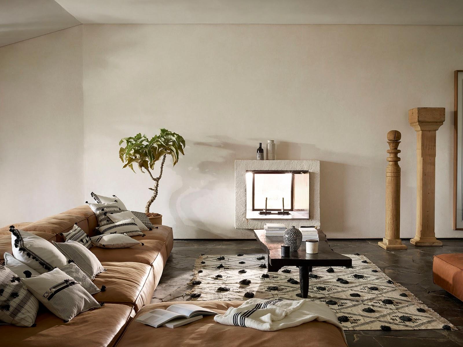 Casa tr s chic revista de fim de semana - Casa home muebles ...