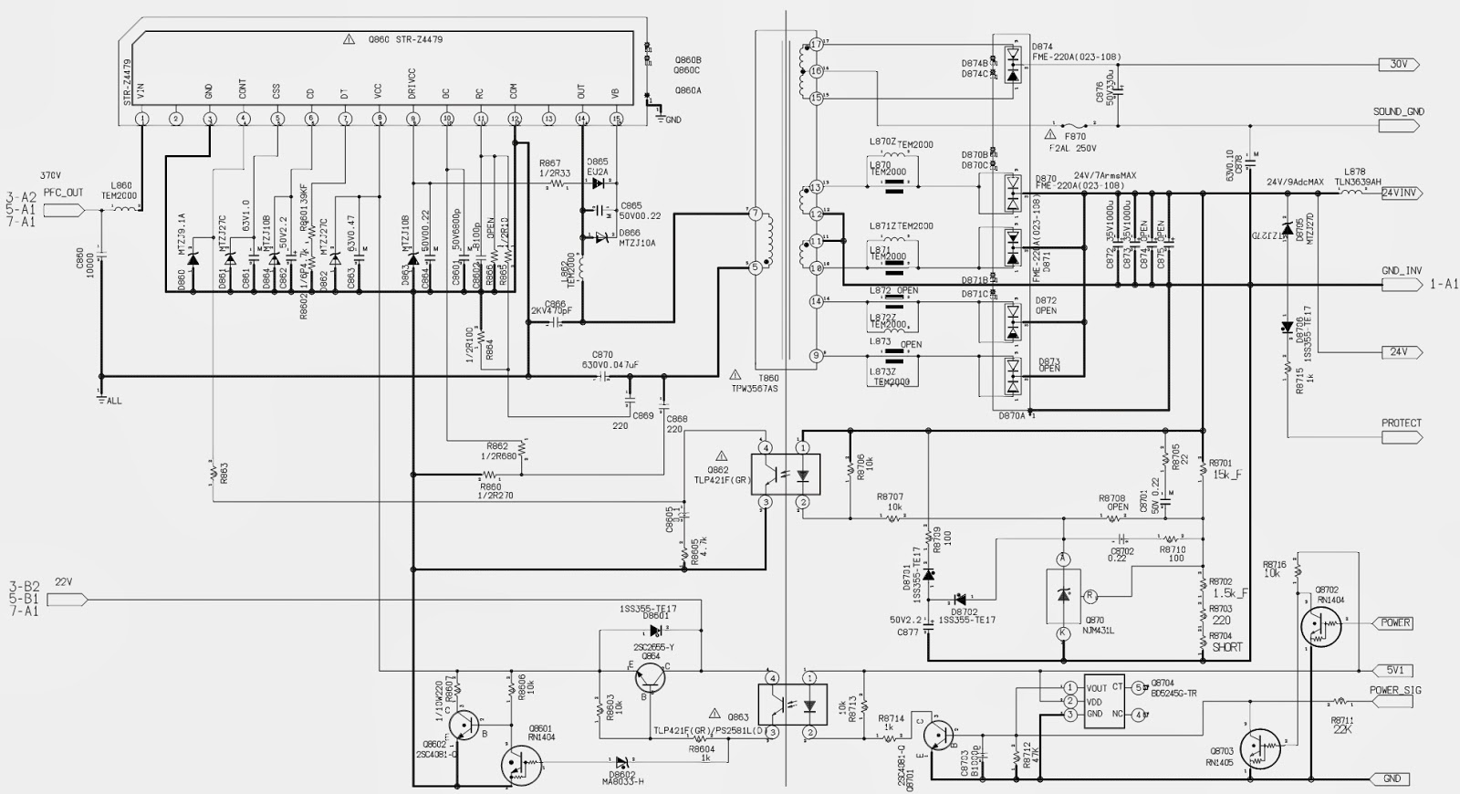 Electro Help  Toshiba 32 37 42wl58