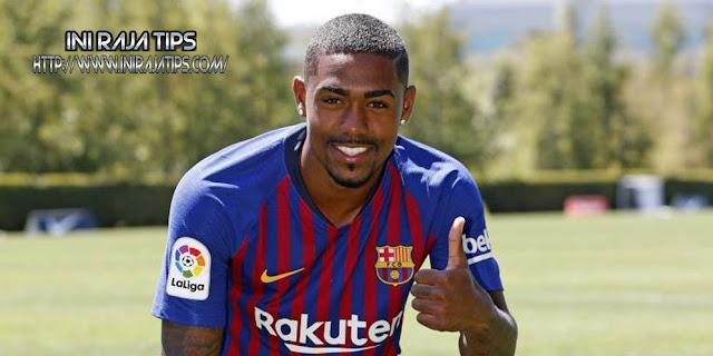 Ini Alasan Malcom Memilih Barcelona Dibandingkan Dengan Roma