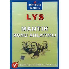 Fen Bil. Yay. LYS Mantık Konu Anlatımlı