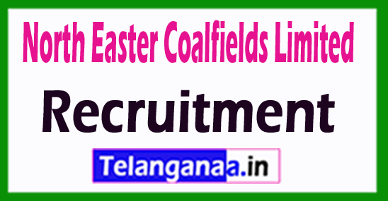 North Easter Coalfields Limited NEC Recruitment