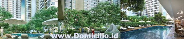 Fasilitas Apartemen Domicilio Cikarang Bekasi