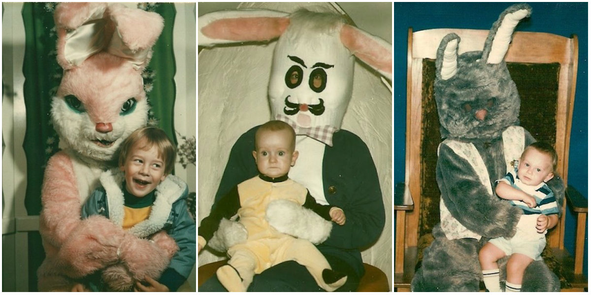 Easter Is A Bizarre Holiday The Dead Returning To Life Bunny Shaped Chocolates Painting And Hiding Eggs Handing Your Children Over Strange