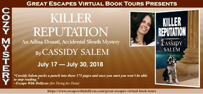 Upcoming Blog Tour 7/17/18