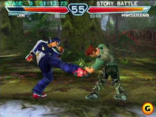 Tekken 4 Pc Game Free Download Full Version Highly Compressed