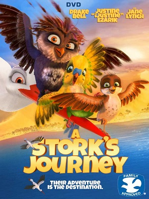 A Stork's Journey (2017) Movie Download 720p HDRip