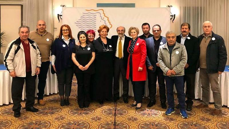 """Δώδεκα νέους υποψήφιους παρουσίασε η παράταξη """"Πόλη & Πολίτες"""" του Βαγγέλη Λαμπάκη"""