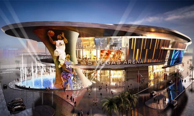 T-Mobile se queda con el naming del nuevo Las Vegas Arena