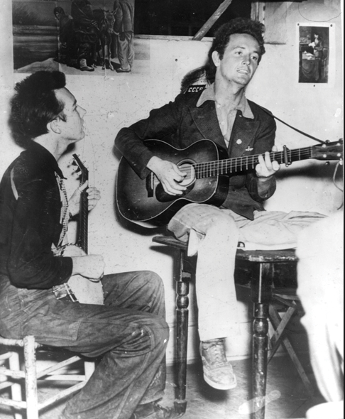 Woody Guthrie Poor Boy