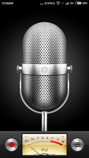 iOS Sound Recorder
