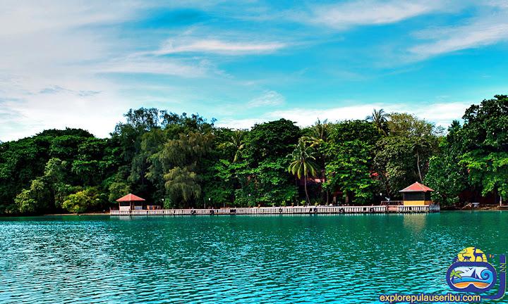 pulau pemagaran dan wisata pulau harapan
