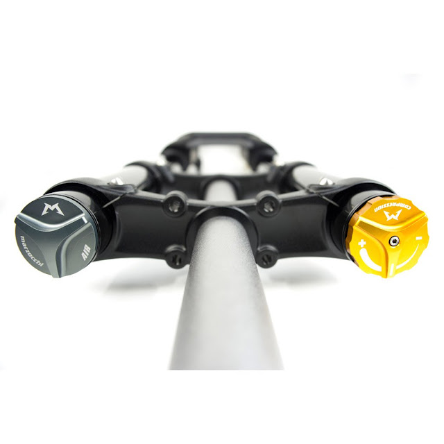 Take a look to the New Bomber 58 Downhill Suspension from