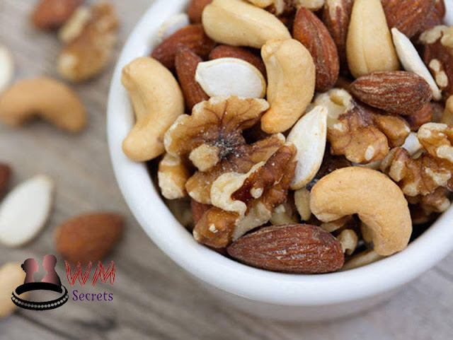 Nuts are Really that Healthy to prevent colon cancer