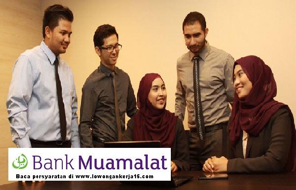 Penerimaan Calon Karyawan Bank Muamalat