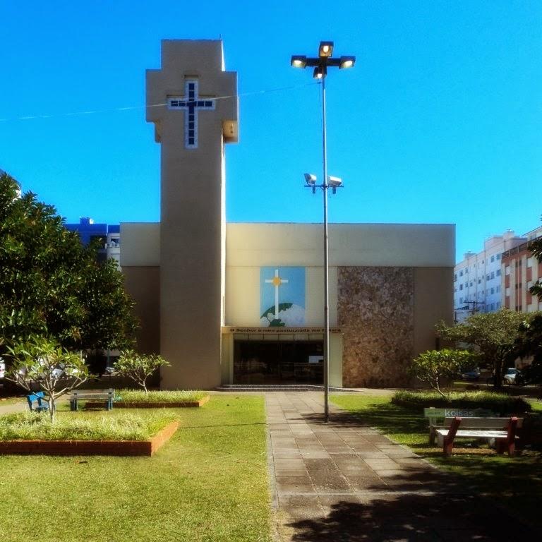 Igreja Nossa Senhora de Lourdes: a Matriz de Capão da Canoa