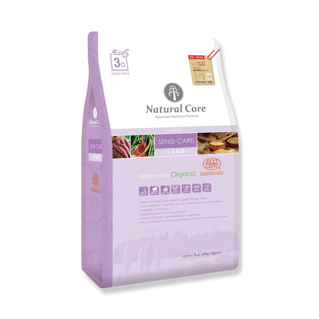 Natural Core Sensi Care vị cừu