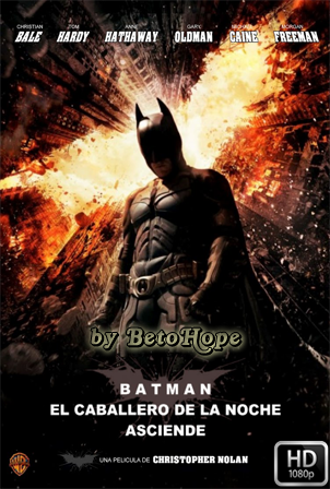 Batman El Caballero De La Noche Asciende [2012] HD 1080P Latino [Google Drive] GloboTV
