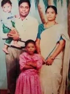 Gundu Hanumantha Rao Family Wife Parents children's Marriage Photos