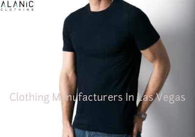 clothing manufacturers in las vegas
