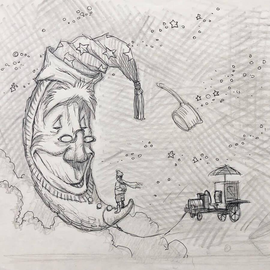 05-Moon-Pie-Adventure-Tony-DiTerlizzi-www-designstack-co