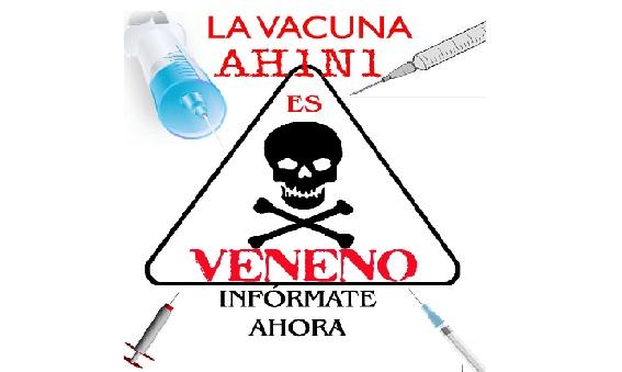 Alerta FDA a los Ingredientes Vacuna H1N1