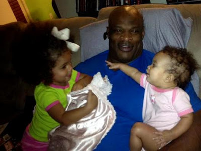 Healthy N Fit: All about Ronnie Coleman