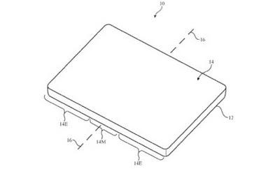 Apple Siapkan Smartphone Layar Lipat