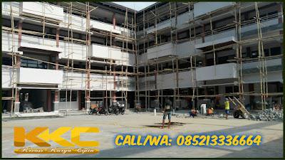 Pusat pelayanan jasa pengecatan gedung sekolah Jasa Pengecatan Gedung Sekolahan Wilayah Jakarta dan sekitarnya