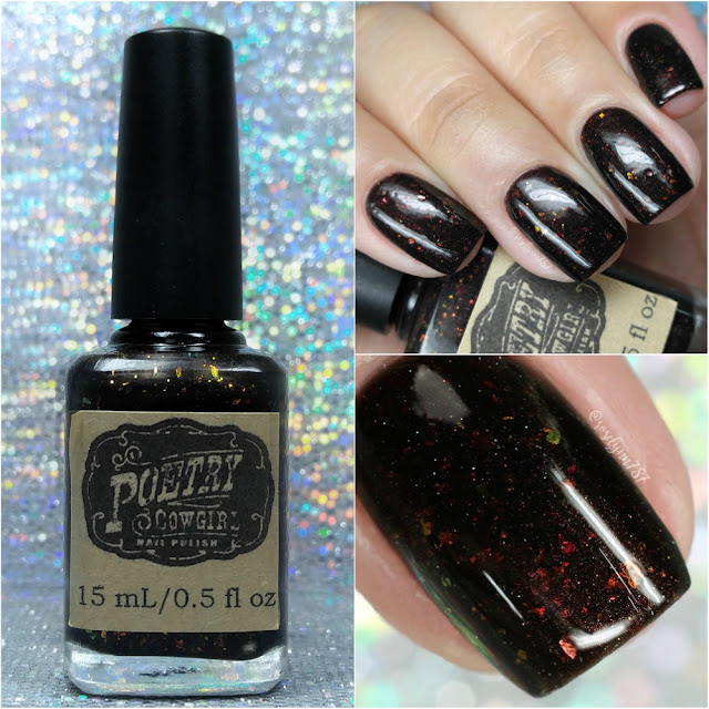 Poetry Cowgirl Nail Polish - August Polish Pick Up
