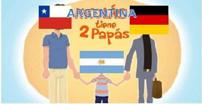 memes argentina chile 2016 chile alemania papa
