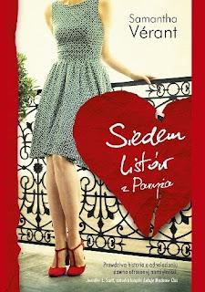 """""""Siedem listów z Paryża""""- Samantha Verant"""